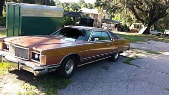 1976 mercury Grand Marquis for sale 100829568
