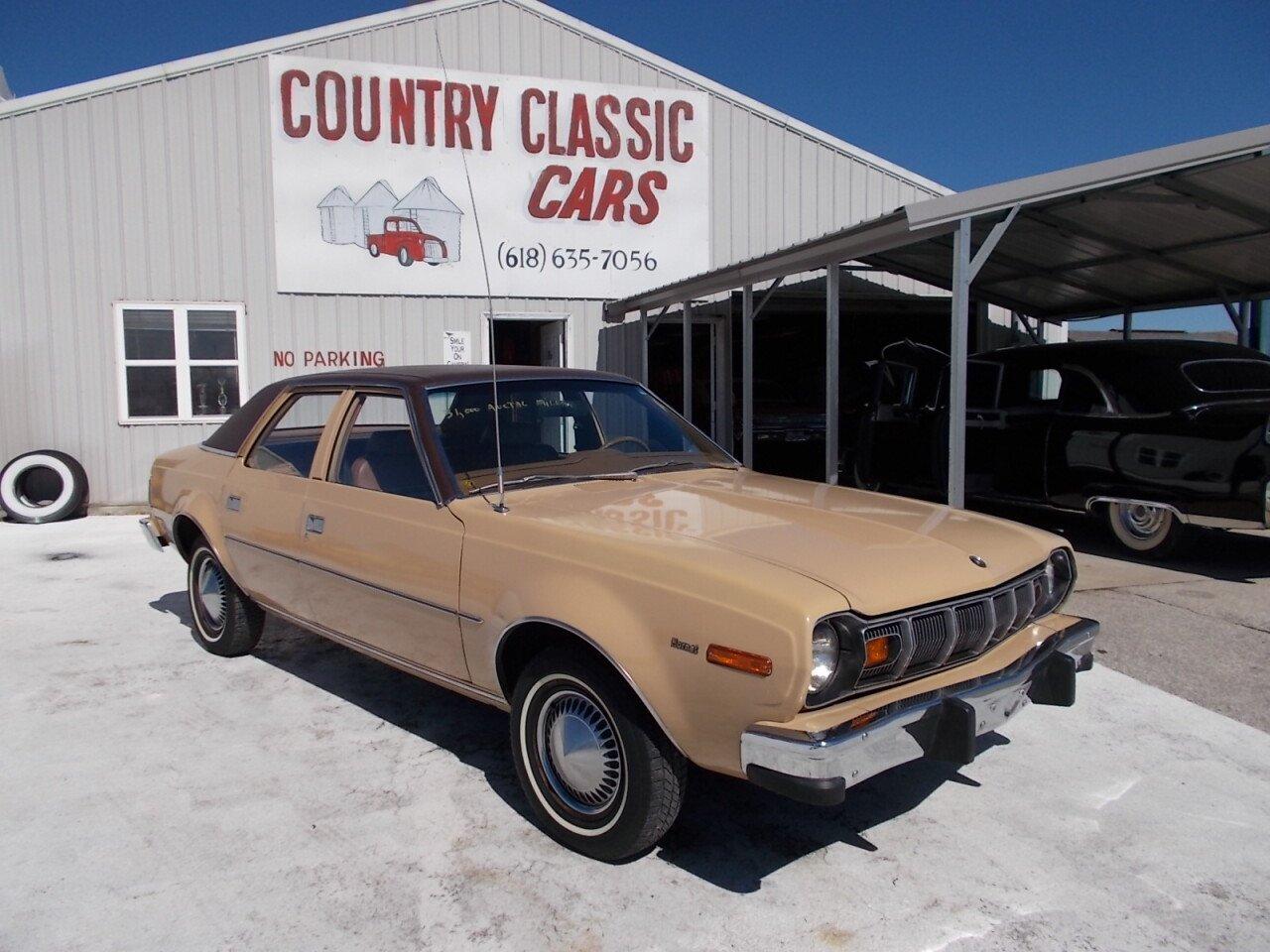 Classic Cars For Sale Auto Trader Com: 1977 AMC Hornet For Sale Near Staunton, Illinois 62088