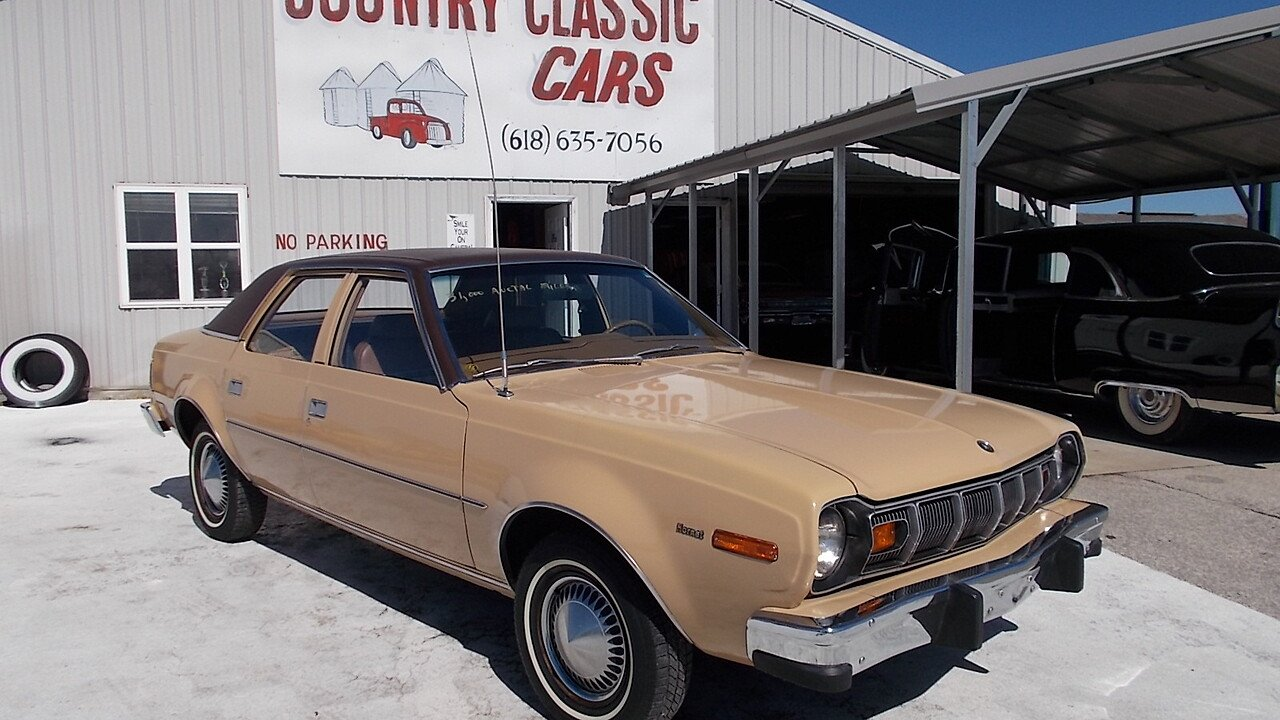 1977 amc hornet for sale near staunton illinois 62088 classics on autotrader. Black Bedroom Furniture Sets. Home Design Ideas