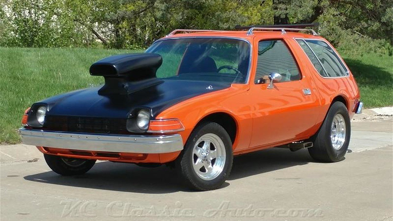 1977 AMC Pacer For Sale Near Lenexa, Kansas 66219