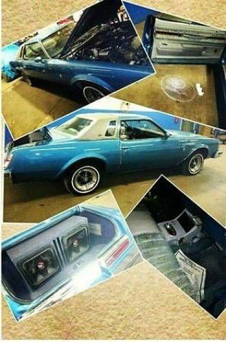 1977 Buick Regal for sale 100806500