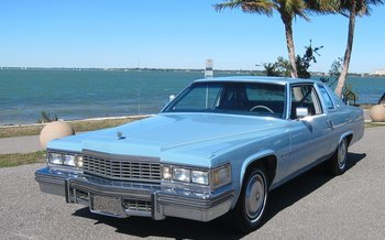 1977 Cadillac De Ville for sale 100859528