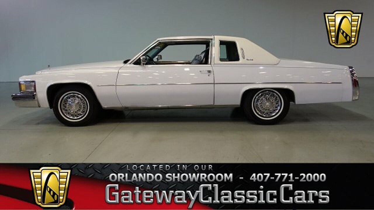 1977 Cadillac De Ville for sale 100861946
