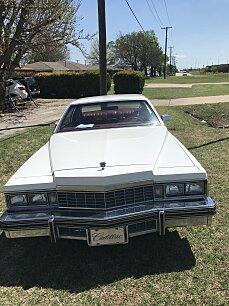 1977 Cadillac De Ville Coupe for sale 100988777