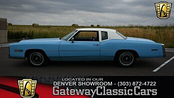 1977 Cadillac Eldorado for sale 100919883