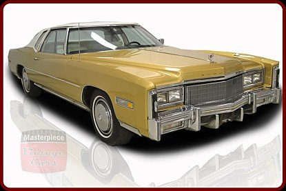 1977 Cadillac Eldorado for sale 100759451