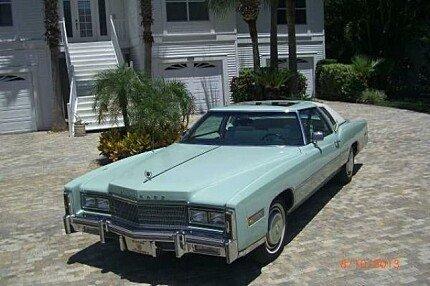1977 Cadillac Eldorado for sale 100829523