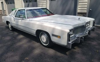 1977 Cadillac Eldorado for sale 100907321