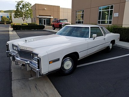 1977 Cadillac Eldorado Coupe for sale 100977457