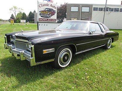 1977 Cadillac Eldorado for sale 100989938