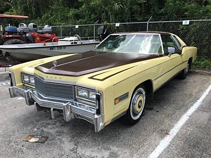 1977 Cadillac Eldorado for sale 101025828