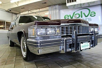 1977 Cadillac Fleetwood for sale 100744218