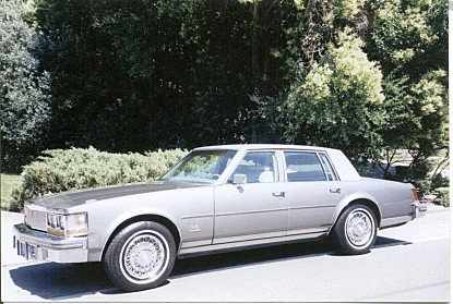 1977 Cadillac Seville for sale 100728499