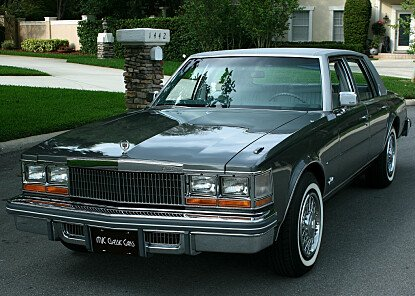 1977 Cadillac Seville for sale 100755695