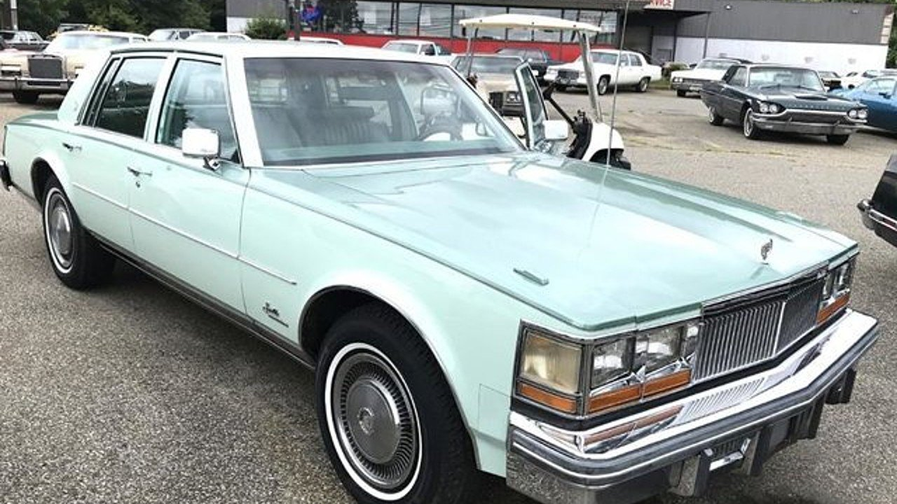 1977 Cadillac Seville for sale 101007390