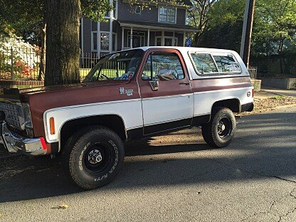 1977 Chevrolet Blazer for sale 100753705