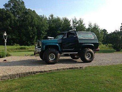 1977 Chevrolet Blazer for sale 100829343