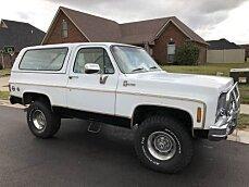 1977 Chevrolet Blazer for sale 100847549