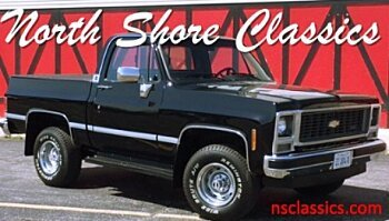 1977 Chevrolet Blazer for sale 100775850