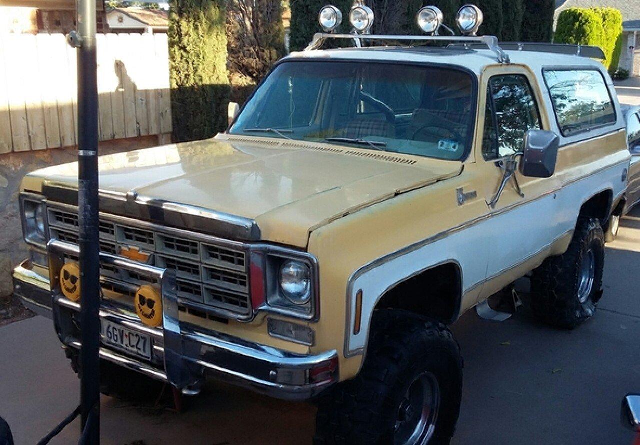 1977 Chevrolet Blazer for sale near LAS VEGAS, Nevada 89119 - Classics on Autotrader