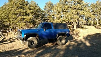1977 Chevrolet Blazer for sale 100846303