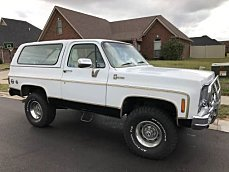 1977 Chevrolet Blazer for sale 100847549
