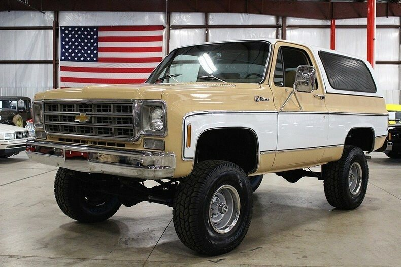 1987 Chevrolet K5 Blazer Cars Trucks By Owner Autos Post