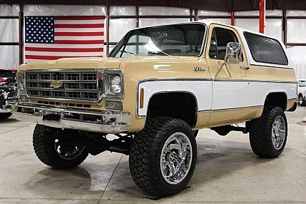 1977 Chevrolet Blazer for sale 100859473