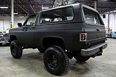 1977 Chevrolet Blazer for sale 101004000
