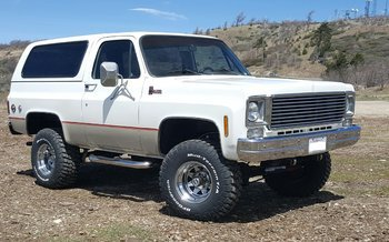 1977 Chevrolet Blazer 4WD 2-Door for sale 101044303