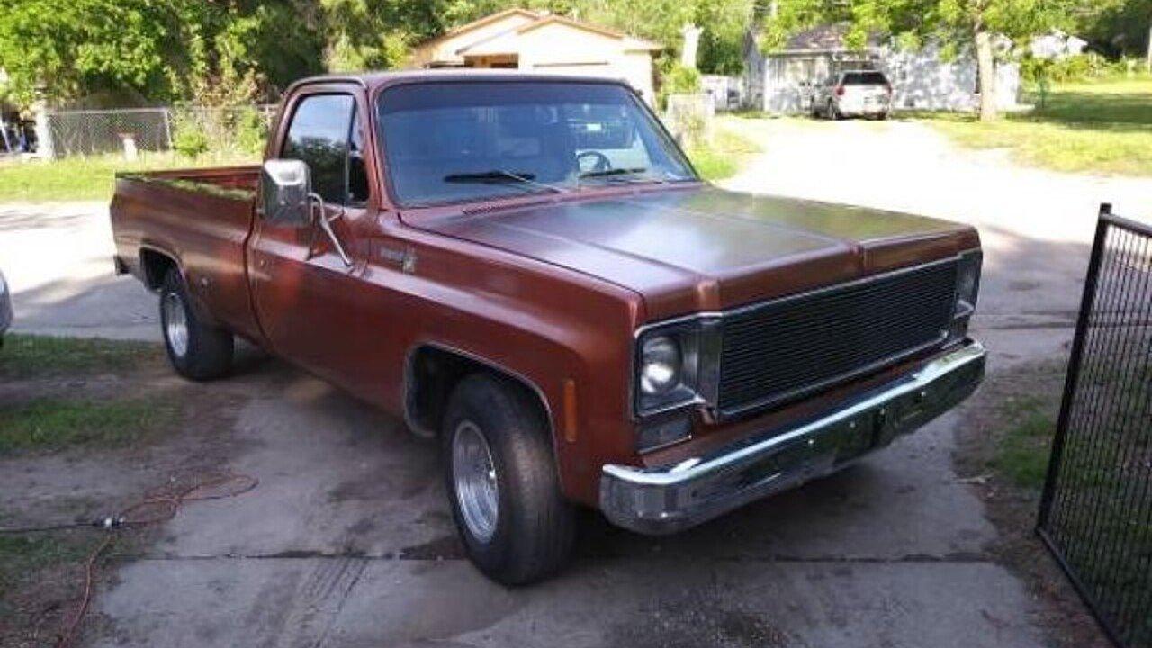 1977 Chevrolet C/K Truck for sale near Cadillac, Michigan 49601 ...