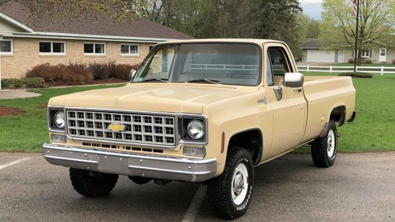 1977 Chevrolet C/K Truck for sale 100986054
