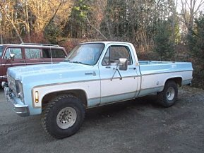 1977 Chevrolet C/K Truck for sale 100928368