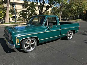 1977 Chevrolet C/K Truck Silverado for sale 101054253