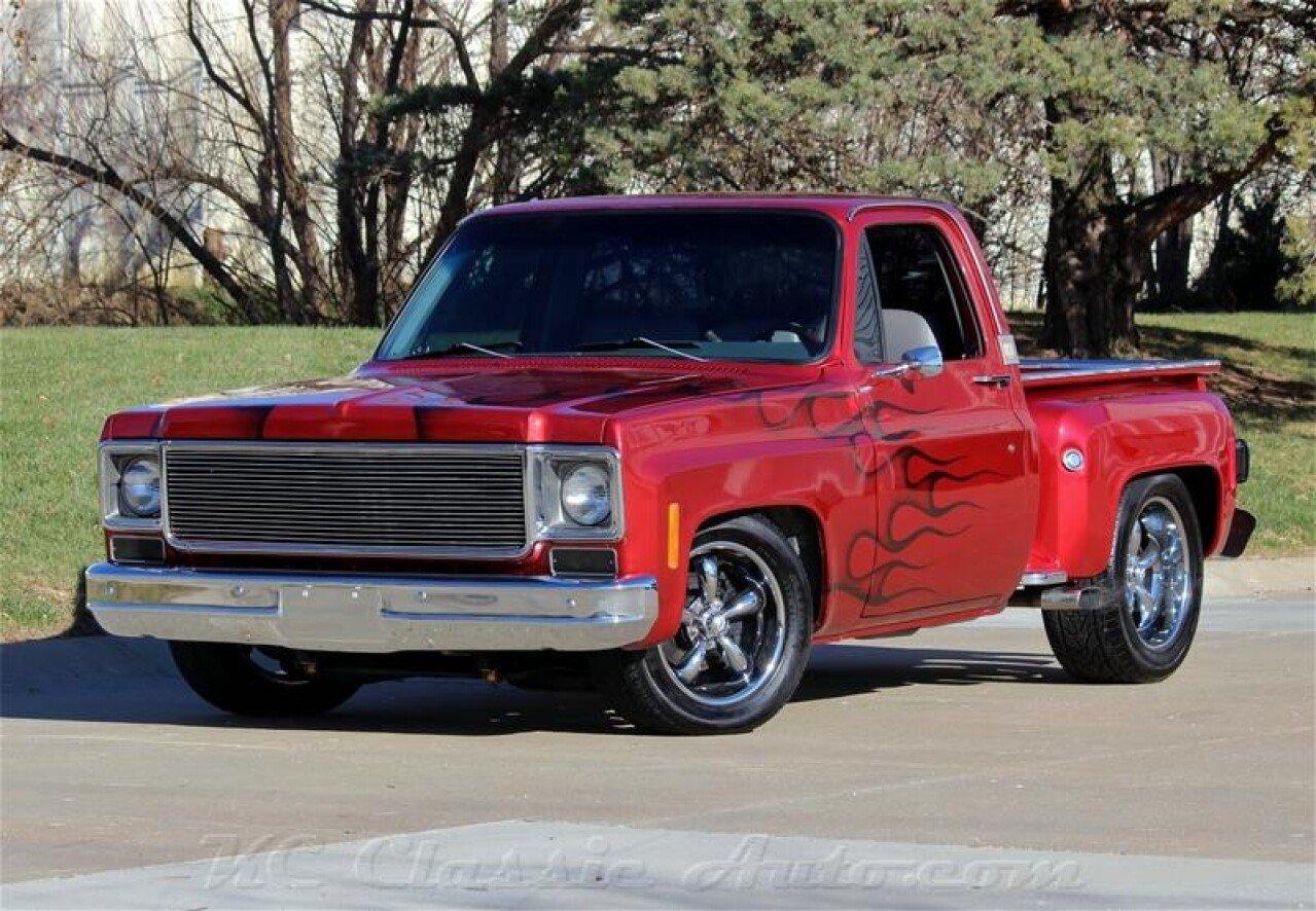 1977 Chevrolet C/K Trucks for sale near Lenexa, Kansas ...