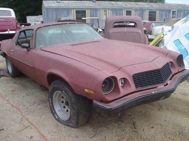 1977 Chevrolet Camaro Classics For Sale Classics On