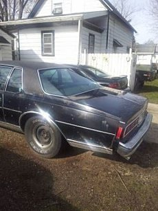1977 Chevrolet Caprice for sale 100802260