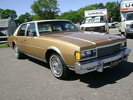 1977 Chevrolet Caprice for sale 100829881