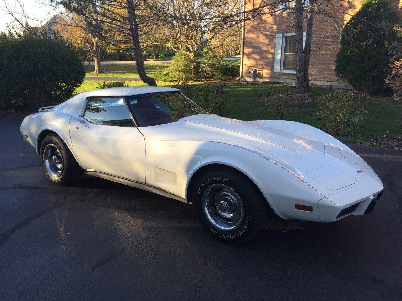 1977 chevrolet corvette coupe for sale near south barrington