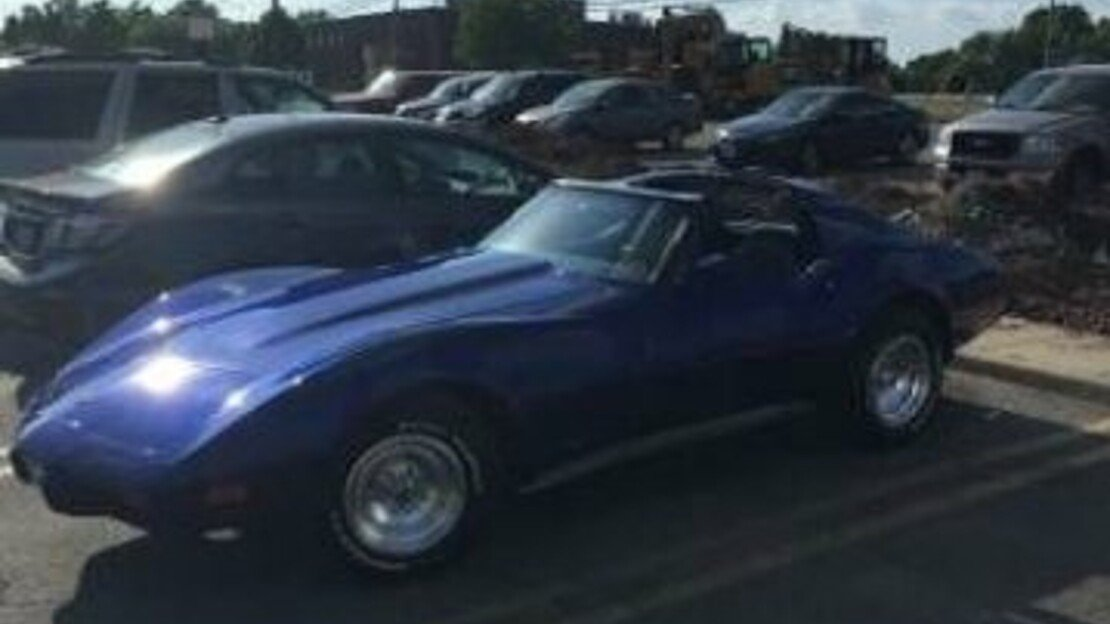 1977 Chevrolet Corvette for sale 100860991
