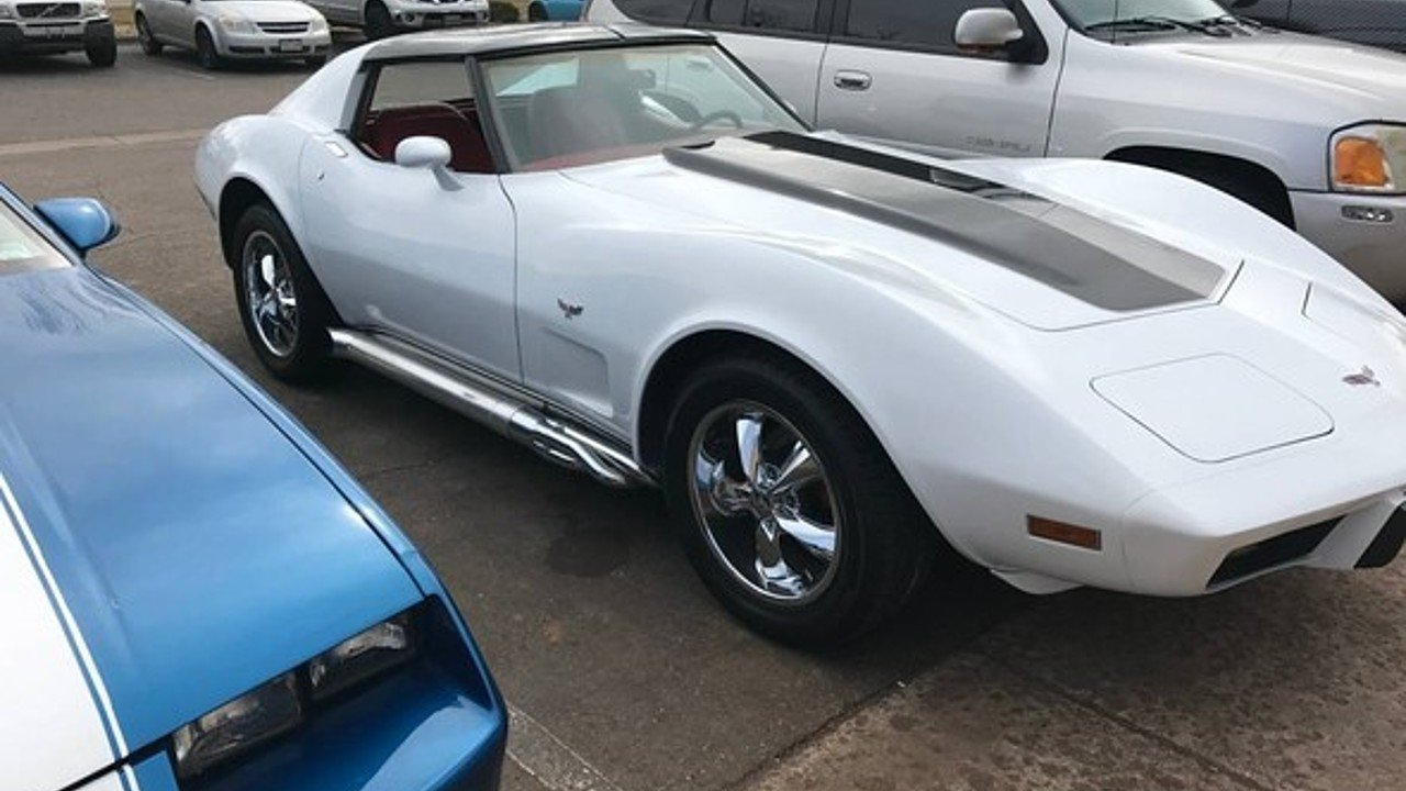 1977 Chevrolet Corvette for sale 100873378
