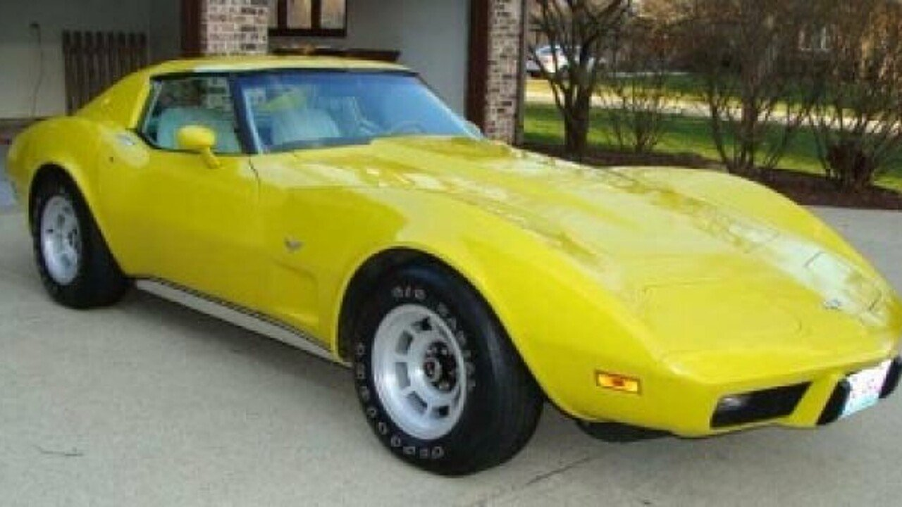 1977 Chevrolet Corvette for sale 100882034