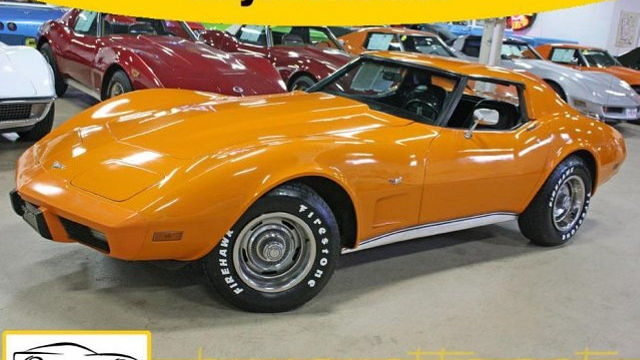1977 Chevrolet Corvette for sale 100971398