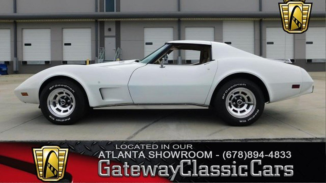1977 Chevrolet Corvette for sale 100988613