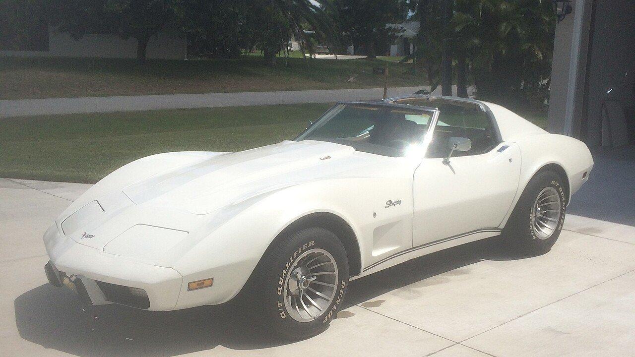 1977 Chevrolet Corvette Convertible for sale 100997434