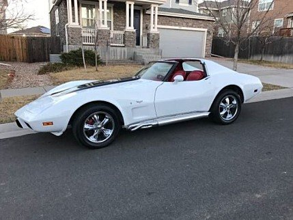 1977 Chevrolet Corvette for sale 100874723