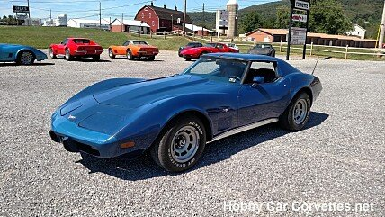 1977 Chevrolet Corvette for sale 100967676