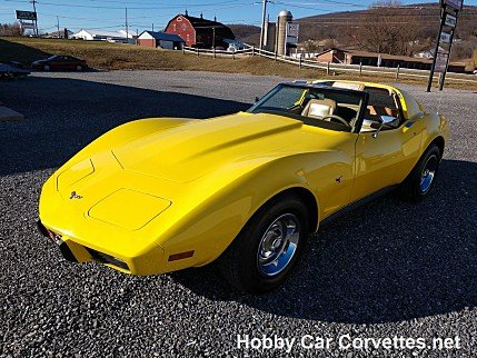 1977 Chevrolet Corvette for sale 100967871