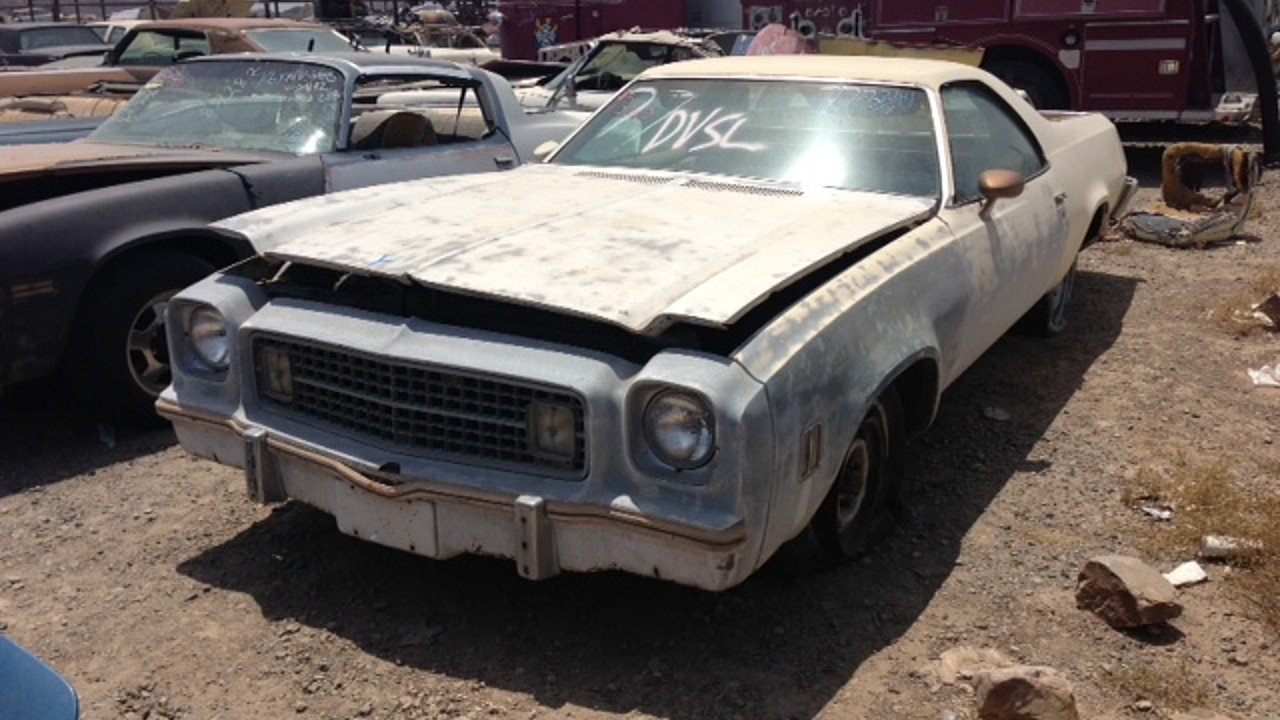 1977 Chevrolet El Camino for sale 100741271