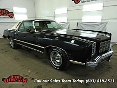 1977 Chevrolet Monte Carlo for sale 100758527